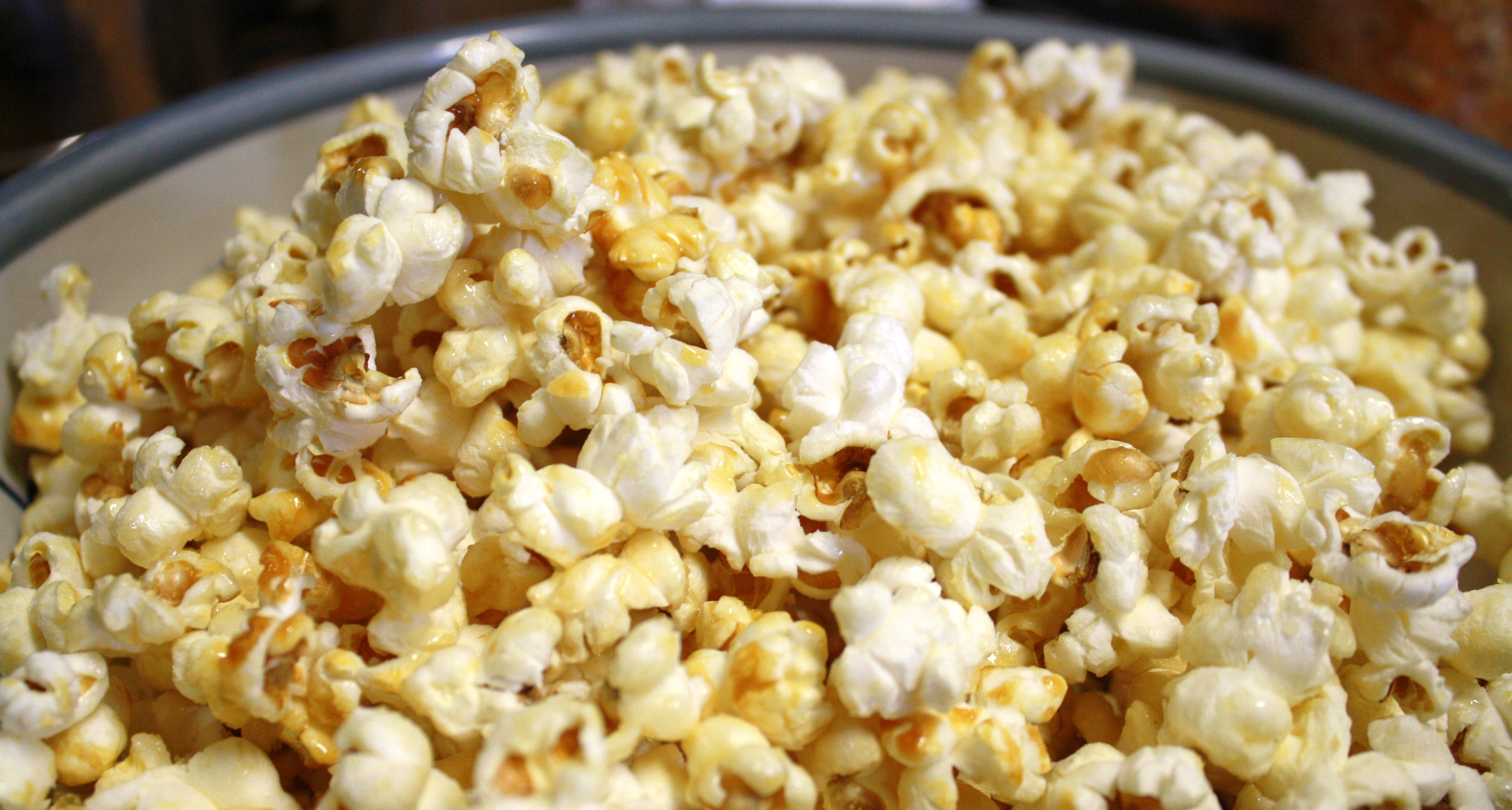 Homemade Kettle Corn | The Cooper Family