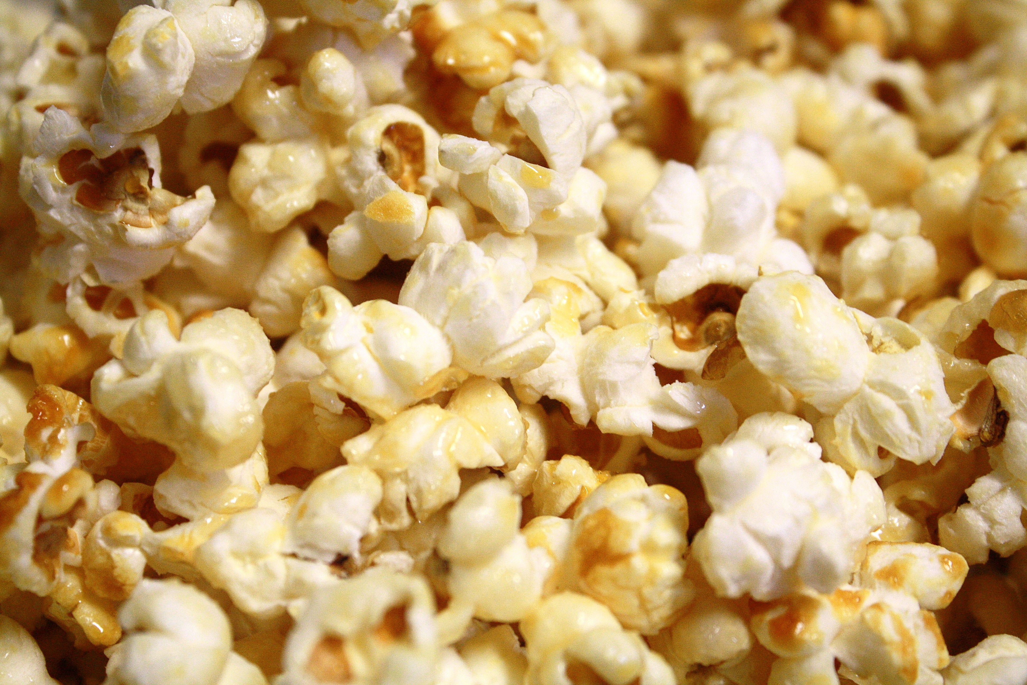 Homemade Kettle Corn – The Cooper Family